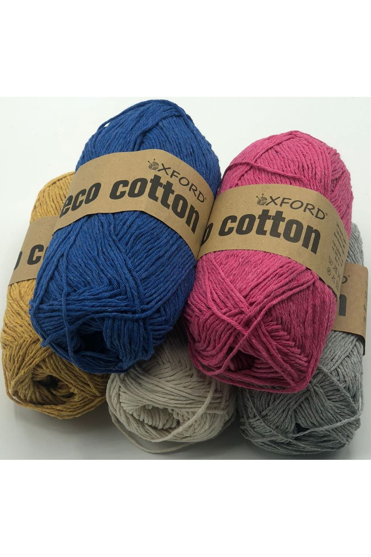 Eco Cotton - 5'li Paket 91