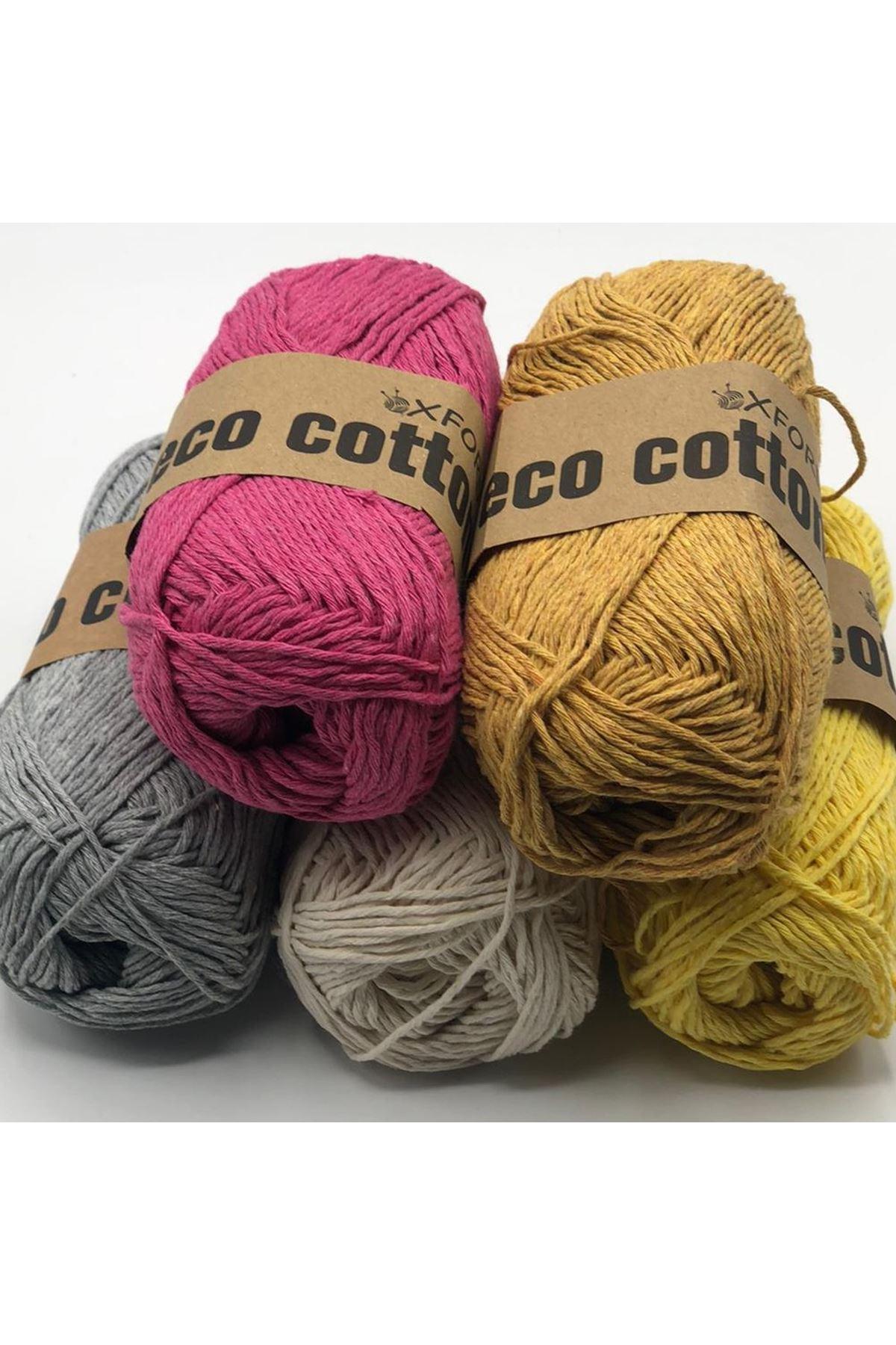 Eco Cotton - 5'li Paket 93