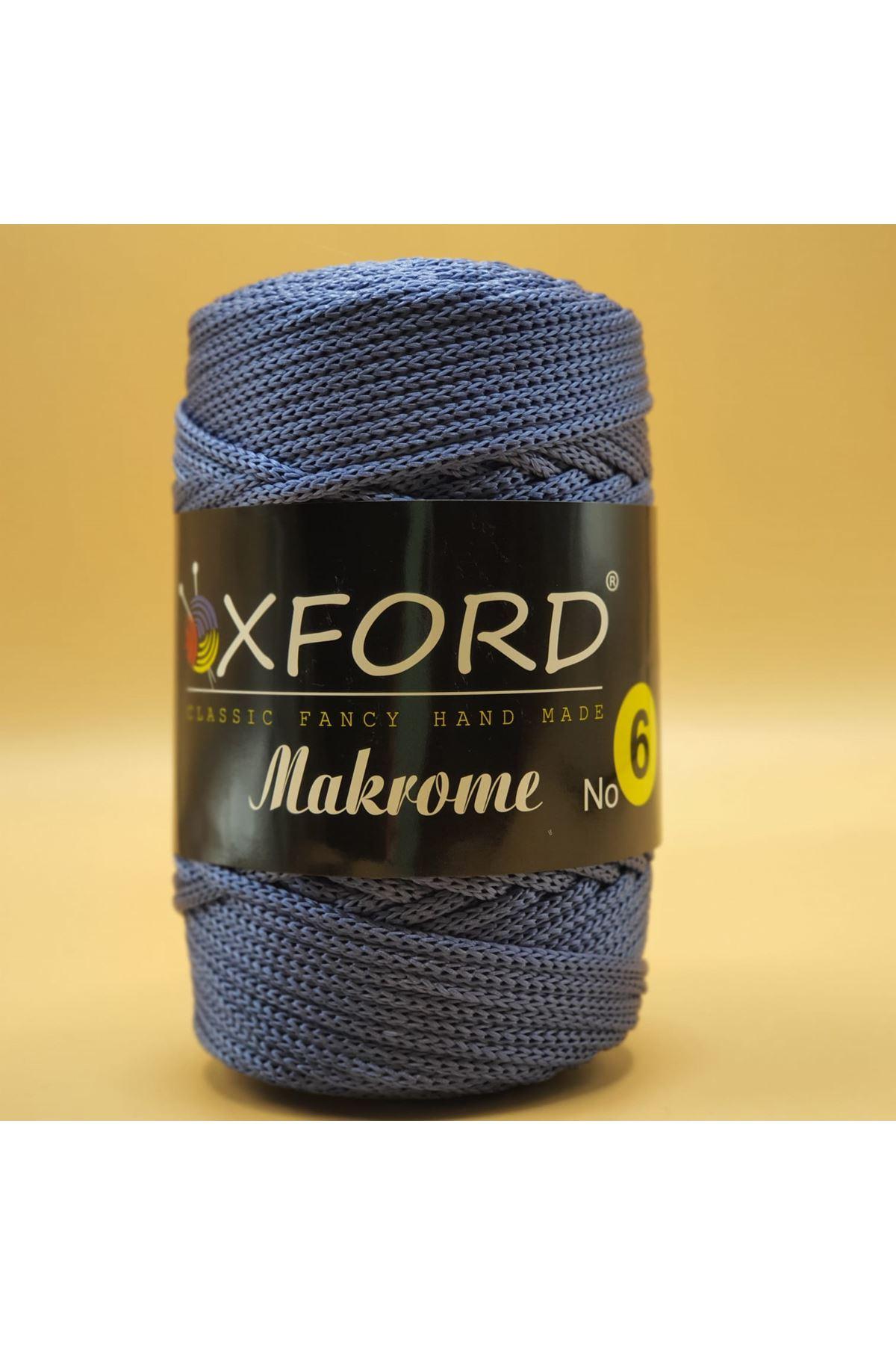 Oxford 6 No Makrome - 113 Havacı