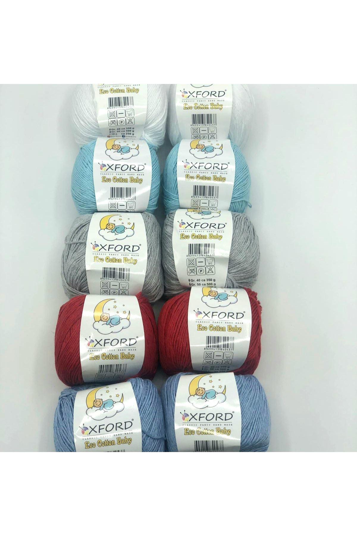 Eco Cotton Baby 10'lu Paket - 02